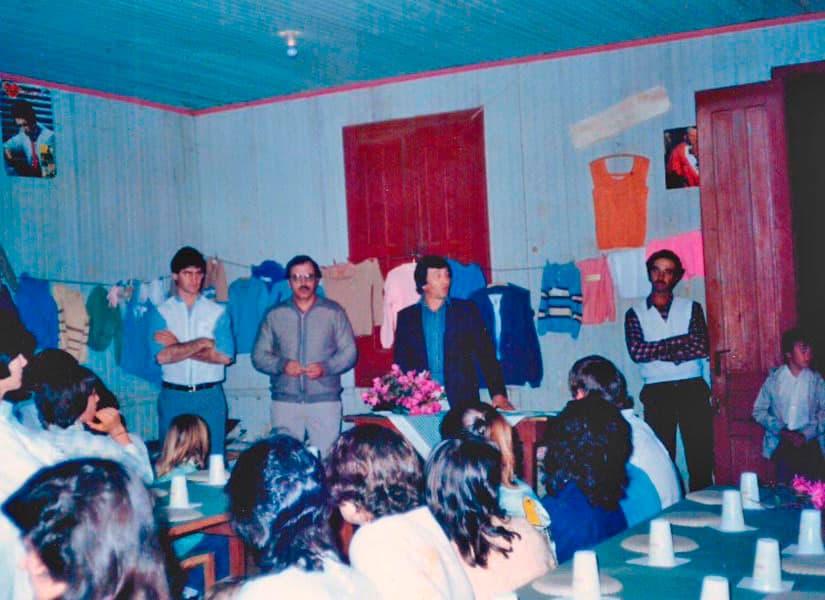 Na gestão do Presidente Vilson Júlio Giongo, tendo como Vice-Presidente Ezequiel Ferrari e Secretário Odilon Osorio de Oliveira, conquistou-se obras nas filiais de Vista Alegre, Pinheirinho do Vale e Iraí.