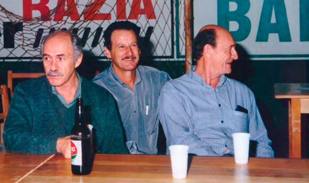 Eleito como presidente Léo Otonelli, assumiu como vice-presidente Valdecir Stival e secretário Rubens José Fischer, permanecendo esta gestão até 1998.
