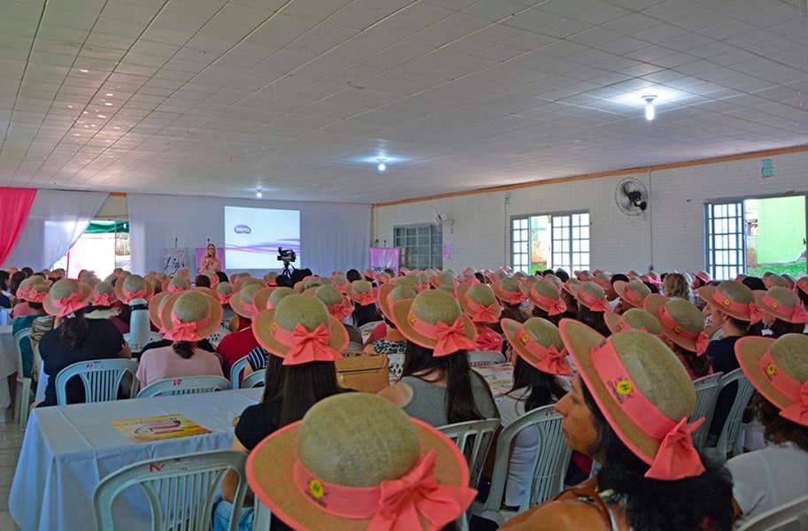 Em 30 de outubro, iniciou-se o projeto Cotrifred Rosa – Mulheres que cooperam e o projeto Meu Tambo Meu Futuro.