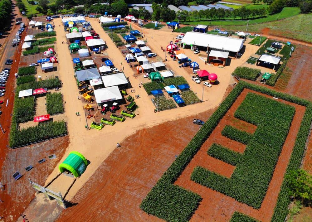 Nos dias 12,13 e 14 de dezembro aconteceu a primeira edição da Feira em Campo – Agronegócio em foco.